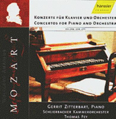 Piano Concerto.6, 8, 9: Zitterbart(P)fey / Schlierbach.co