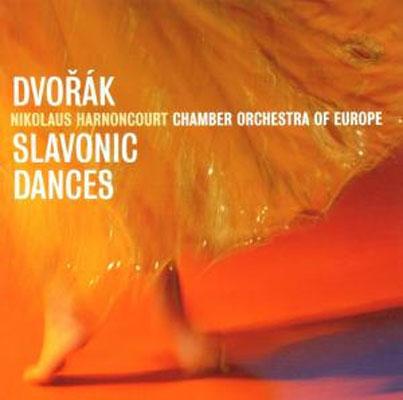 Slavonic Dances: Harnoncourt / Coe
