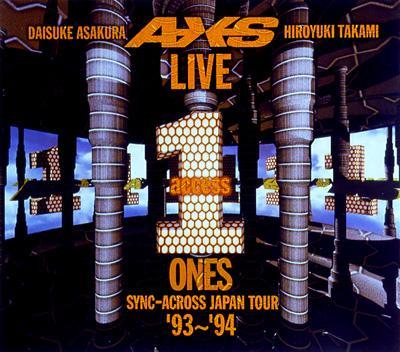 ... Live -sync-across Japantour '93 / '94