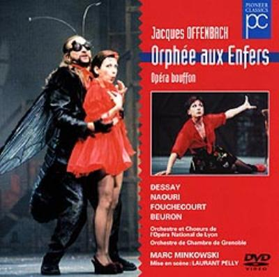 orphee aux enfers dvd dessay Offenbach: orphée aux enfers (page 1 of 2) presto classical this page lists all recordings of orphée aux enfers (orpheus in the underworld) by jacques offenbach (1819-80) yann beuron (orphée), natalie dessay (euridice), laurent naouri (jupiter), .