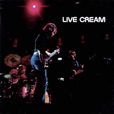 Cream - Live At Konserthuset Stockholm March 3 1967