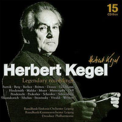 Herbert Kegel Great Legendary Recordings