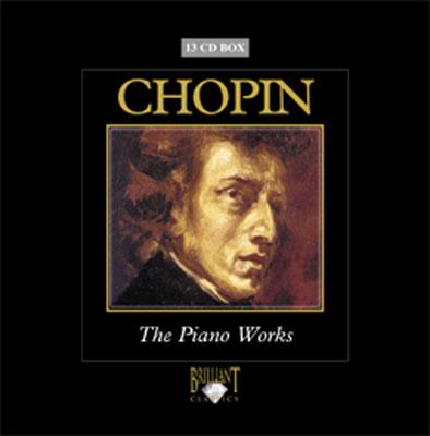 ピアノ作品集(13CD)