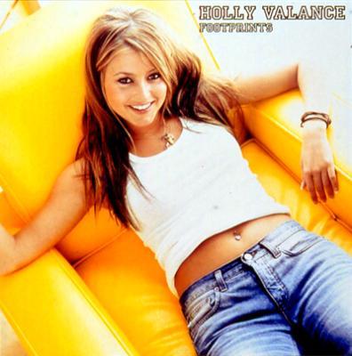 Footprints: ホリー ヴァランス : Holly Valance | HMV&BOOKS online ...