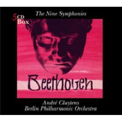 交響曲全集 クリュイタンス&BPO(5CD)