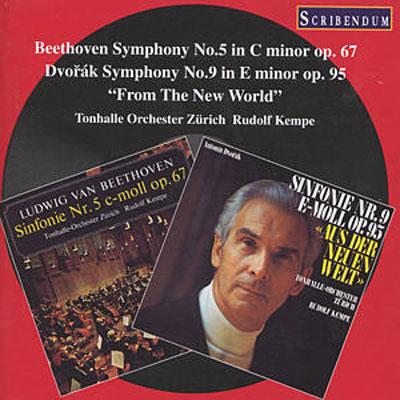 Sym 5 9 R Kempe Zurich Tonhalle O Beethoven