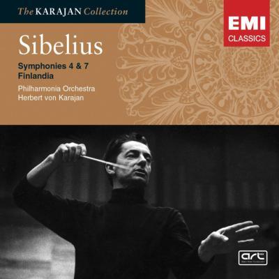 シベリウス:交響曲第4番、第 ...