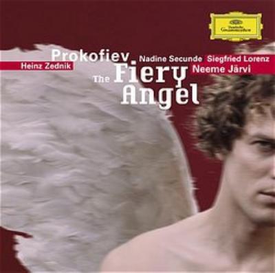 歌劇『炎の天使』全曲 セクンデ、ローレンツ、ヤルヴィ&エーテボリ響