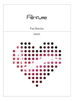 Fan Service sweet