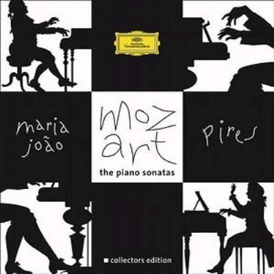 ピアノ・ソナタ全集 マリア・ジョアン・ピリス(6CD)