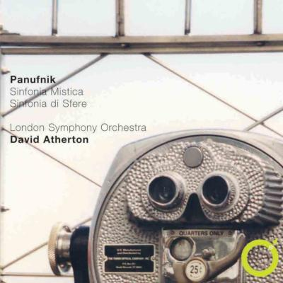 交響曲第6番、空間の交響曲 アサートン&ロンドン交響楽団