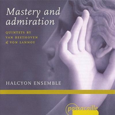 ベートーヴェン:ピアノ五重奏曲、フォン・ラノワ:ピアノ五重奏曲 ハルシオン・アンサンブル