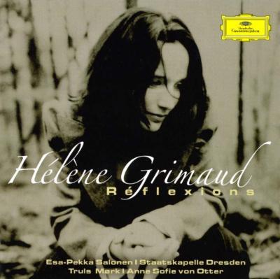 シューマン:ピアノ協奏曲、ブラームス:チェロ・ソナタ第1番、C.シューマン:歌曲集、他 グリモー、サロネン&ドレスデン国立管、オッター、モルク