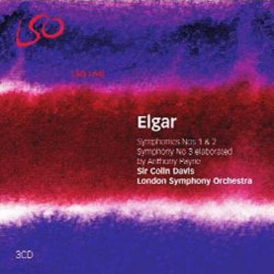 交響曲第1・2・3番 デイヴィス&ロンドン交響楽団(3CD)