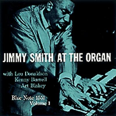 At The Organ: Vol.1