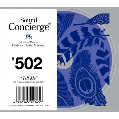 "Sound Concierge 502 ""Tell Me"