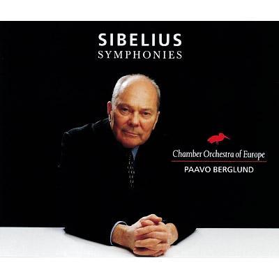 交響曲全集 ベルグルンド&ヨーロッパ室内管弦楽団(4CD)