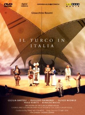 歌劇「イタリアのトルコ人」(2002年、スイス、チューリヒ歌劇場) ライモンディ/バルトリ/ヴェルザー=メスト/チューリヒ歌劇場管&合