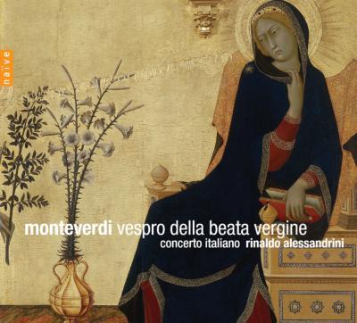 Vespro Della Beata Vergine: Alessandrini / Concerto Italiano, Etc