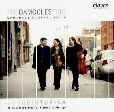 Piano Trio, Piano Quartet, Circulo: Damocles Trio, L.dutton(Va)