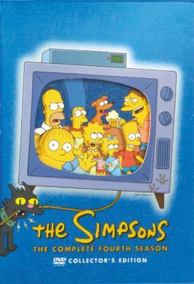 ザ・シンプソンズ シーズン4 DVDコレクターズBOX