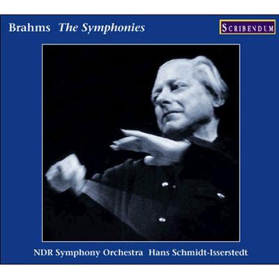 交響曲全集 S=イッセルシュテット&北ドイツ放送響(3CD)