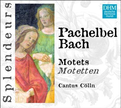Motetes-j.c.bach, J.m.bach, Pachelbel: Junghanel / Cantus Colln