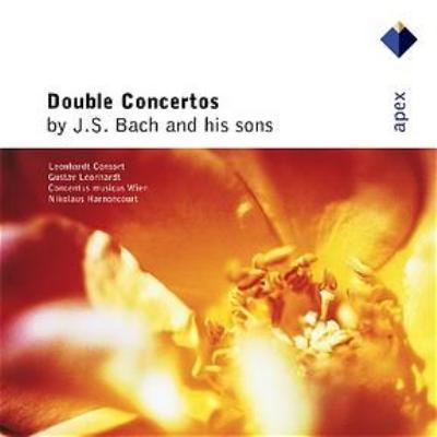 Double Concertos: Harnoncourt / Cmw, Leonhardt / Leonhardt Consort