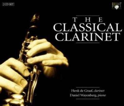 Classical Clarinet-mendelssohn, Weber, Schumann, Poulenc, Etc: De Graaf(Cl