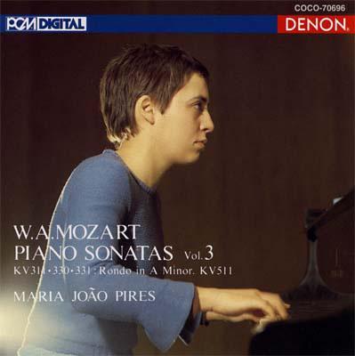 ピアノ・ソナタ第8(9)番、第10番、第11番 ピリス
