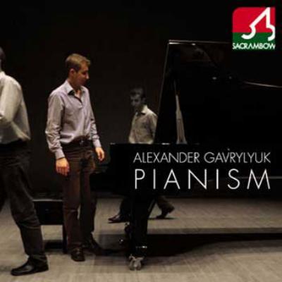 Alexander Gavrylyuk Prokofiev, J.s.bach, Chopin, Liszt, Saint-saens