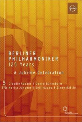 ベルリン・フィル創設125周年記念DVDセット(5DVD)