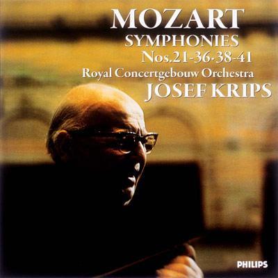 交響曲集(第21番〜41番) ヨーゼフ・クリップス