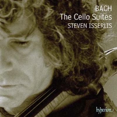 無伴奏チェロ組曲全曲 イッサーリス(vc)(2CD)