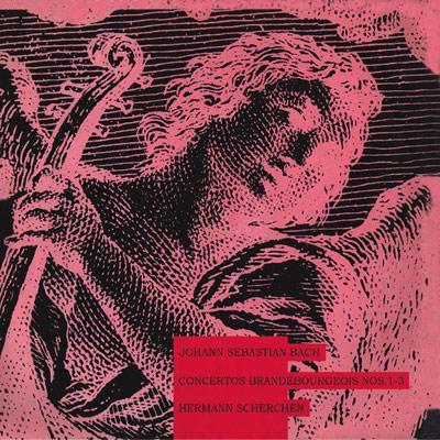 ブランデンブルク協奏曲第1番〜第3番 シェルヘン&セント・ソリ管弦楽団