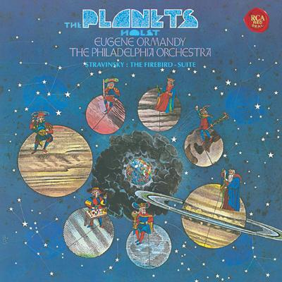 Elements Album Cover the Planets Holst - Pics about space