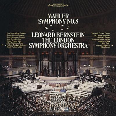 symphony no 8 bernstein london symphony orchestra mahler 1860 1911 hmv books online. Black Bedroom Furniture Sets. Home Design Ideas