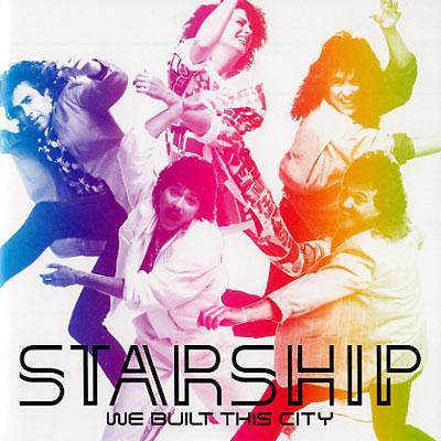 Jefferson Starship - Modern Times
