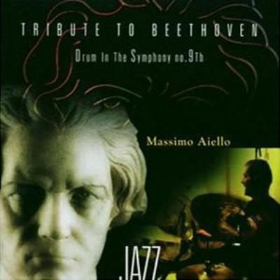 交響曲第9番『合唱』(ジャズ・ドラム付) アッタナーシ&スロヴァキア放送響、アイエッロ(drums)、他