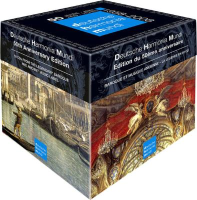 Deutsche Harmonia Mundi 50th Anniversary Edition: V / A