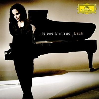 平均律クラヴィーア曲集より、ピアノ協奏曲第1番、編曲集 エレーヌ・グリモー、ドイツ・カンマーフィル