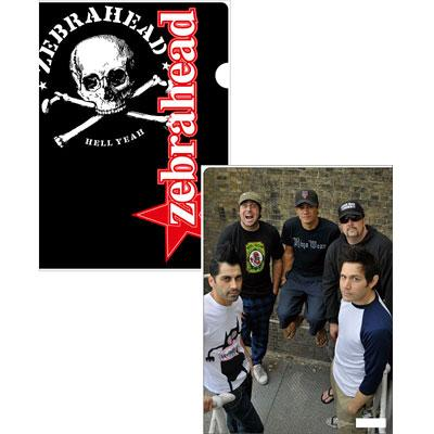 Zebrahead: クリアファイル A