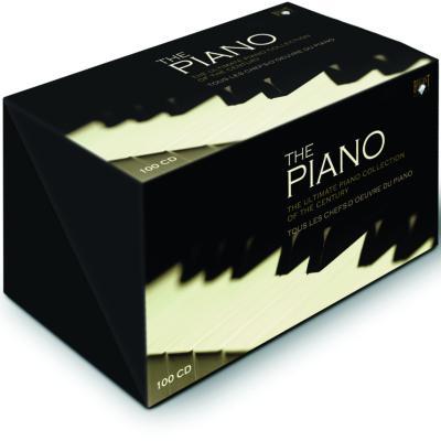 ザ・ピアノ〜アルティメット・ピアノ・コレクション(100CD+CD−ROM+DVD−ROM)