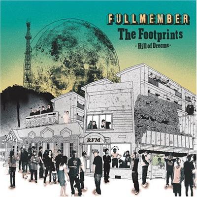 Footprints -Hill Of Dreams