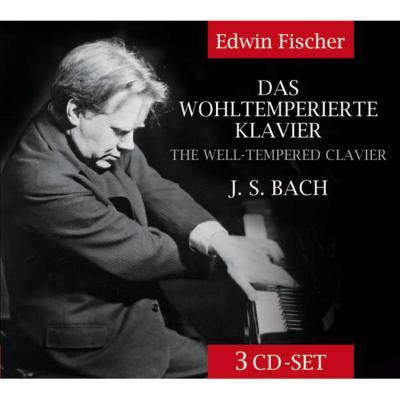 平均律クラヴィーア曲集全曲 フィッシャー(3CD)