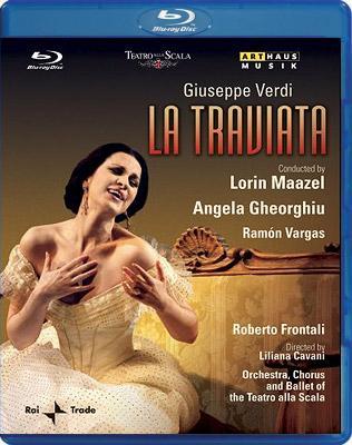 『椿姫』全曲 カヴァーニ演出、マゼール&ミラノ・スカラ座、ゲオルギュー、ヴァルガス、フロンターリ(2007 ステレオ)(日本語意字幕付)