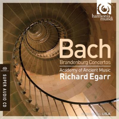 ブランデンブルク協奏曲全曲 エガー&エンシェント室内管弦楽団(2SACD)