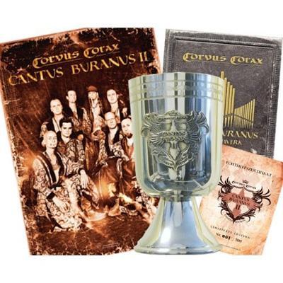 Cantus Buranus: Das Orgelwek -Fanbox