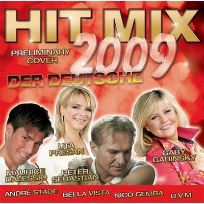 Hit Mix 2009: Der Deutsche