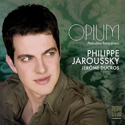 オピウム〜フランス歌曲集 ジャルスキー